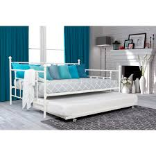 Metal Bedroom Furniture Bedroom Captivating Full Size Daybed With Trundle For Bedroom