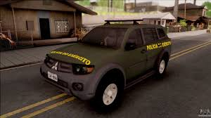 mitsubishi pajero sport 2016 for gta san andreas