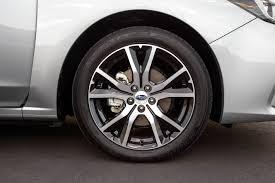 subaru impreza wheels 2017 subaru impreza 2 0i luxury quick review
