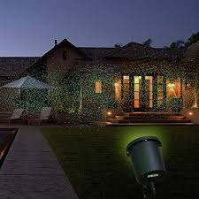 decolighting star laser christmas light show outdoor decorations