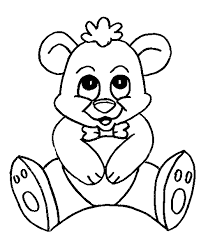 little teddy bear coloring pages alltoys for
