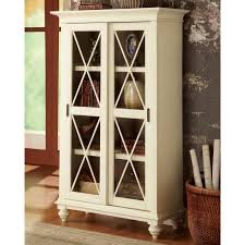 Narrow Short Bookcase by Exciting Narrow Bookcase With Glass Doors Bring A Beautiful Look