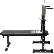 bench weight bench with dip station mirafit adjustablefolding