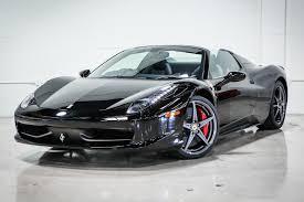 Ferrari 458 Spider - saudi ferrari 458 italia spider 2 1 i ferrari 458 spider 1 black