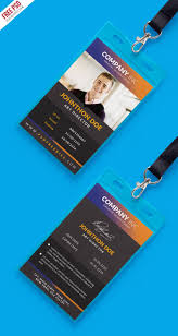 Id Card Design Psd Free Download Download Free Creative Identity Card Design Template Psd This