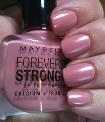 maybelline forever strong pro 135 rose day three of 7