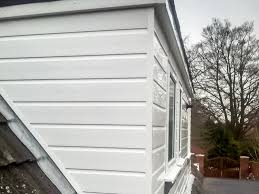Shiplap Pvc Cladding Anglia Roofline Upvc Cladding Replacement Solves Your Roofline Needs