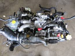 subaru impreza turbo engine 02 05 subaru impreza wrx 2 0l ej205 turbo dohc engine ej20 stock