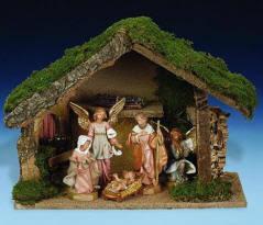 decorations nativity rainforest islands ferry