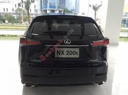 xe oto lexus nx 200t lexus nx 200t 2017 ban oto lexus nx 200t gia 2 tỷ 599 triệu 576758
