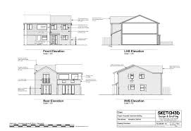 plans to build a house exle house plans 3 bedroom end of terrace built to let