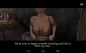 the bard s tale apk the bard s tale review 3 5gb of awesome quests laughs and cleavage