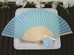 silk fans silk fan blue best decor
