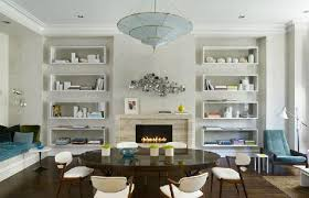 bookshelves in dining room making a case for bookcases the enchanted home