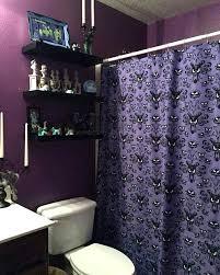 Purple Bathroom Rug Dark Purple Bathroom Setpurple Walls And Shelving Dark Purple