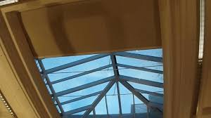 automated blinds roof lantern zip blind system premier blinds