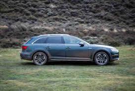 audi allroad 0 60 2017 audi a4 allroad quattro wagon takes luxury road