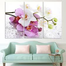 Wall Art Paintings For Living Room Compare Prices On Flower Wall Art Online Shopping Buy Low Price