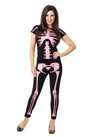 skeleton leggings with shirt womens bones halloween costume ebay
