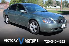 nissan altima 2005 mpg 2 5 view inventory victory motors of colorado