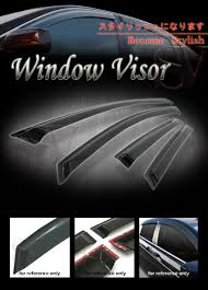 lexus is300 for sale in sri lanka smoke window vent visors wind deflector shade for 01 05 lexus