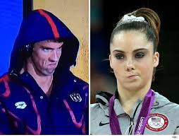 Maroney Meme - mckayla maroney thanks michael phelps you re the new meme king