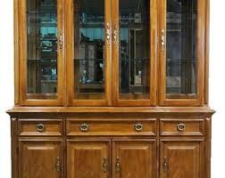 Vintage China Cabinets China Cabinet Etsy
