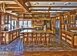 tiger maple wood kitchen cabinets inspired by nature kitchen bath design news