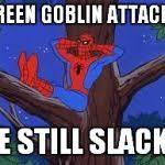 Spiderman Meme Creator - spiderman tree meme generator imgflip