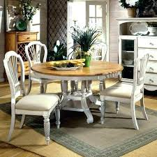 round farmhouse dining table and chairs round wood breakfast table round farmhouse kitchen table farm style