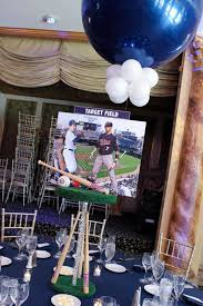 baseball centerpieces images tagged baseball stadium balloon artistry