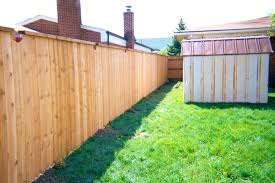 decoration adorable privacy fence styles design and ideas cooper