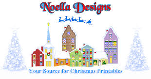free printabe christmas decorations for all ages