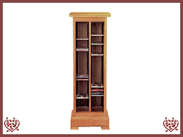 Oak Cd Storage Cabinet Manor Oak Cd Rack Paul Martyn Furniture