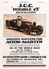 aston martin racing vintage from scuttles to supercars england u0027s premier luxury hemmings