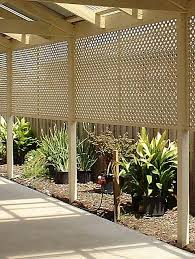 Cheap Fences For Backyard Best 25 Patio Fence Ideas On Pinterest Backyard Fences Fence