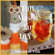 three easy home decor diy u0027s for fall u0026 a linkup doused in pink