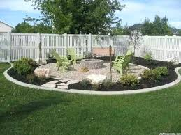 Firepit Ideas Backyard Pit Ideas Landscaping Image By Treasured Earth