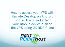 access your forex vps with remote desktop through your