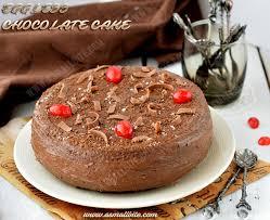 how to make eggless chocolate cake archives asmallbite