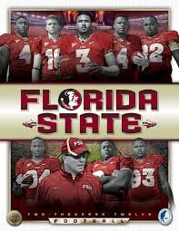 2012 florida state football media guide by florida state seminoles