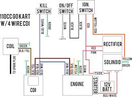 chinese 110 atv wiring diagram chinese 50cc scooter diagram wiring