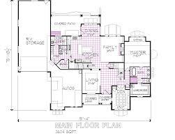 Den Floor Plan Adriane Floor Plan U2013 Lakecitycustomhomes