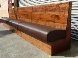How To Make A Window Bench Seat Cushion Bench Seat Cushions Intended For Modern House Designs Outdoor