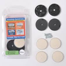 Laminate Flooring Protection Quickclick Glides For Wood Laminate Floors