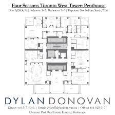 four seasons floor plans 50 yorkville 55 scollard