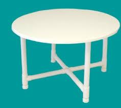 Pvc Patio Table Pvc Pipe Furniture Pipefinepatiofurniture