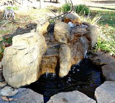 pondless waterfalls garden u0026 backyard landscape waterfalls