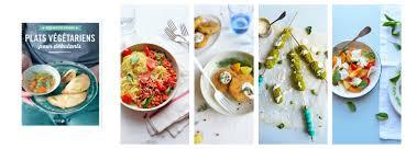 cuisine pour d饕utant mon premier livre plats végétariens pour débutants