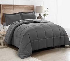 Down Alternative Comforter Sets 3pc Down Alternative Comforter Set All Season Reversible